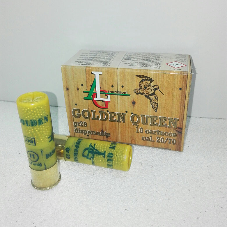 Golden Queen 20/70