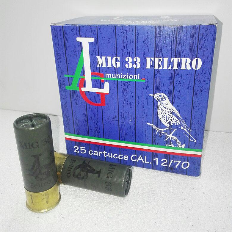 Mig 33 Feltro 12/70