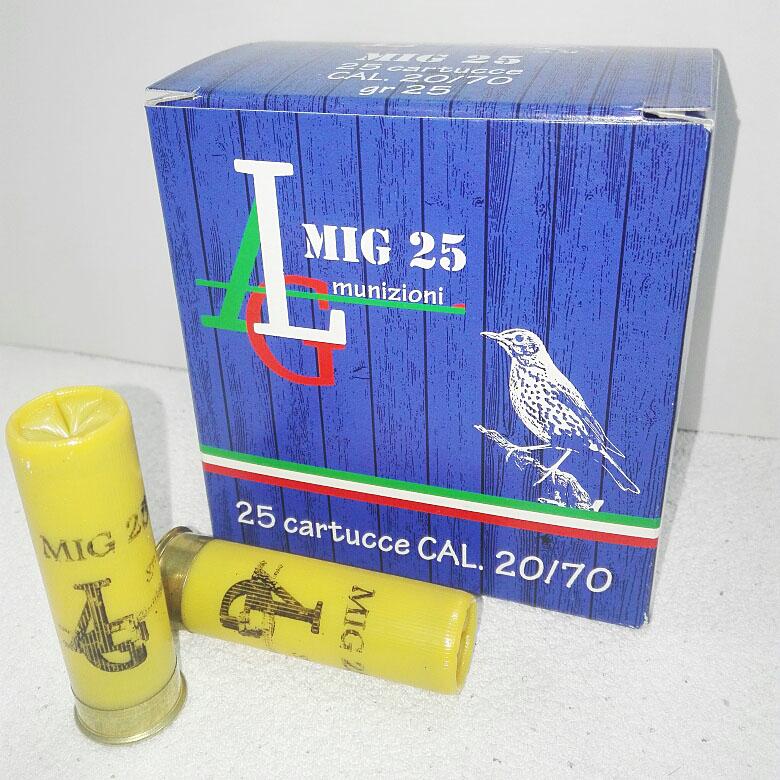 Mig 25 20/70