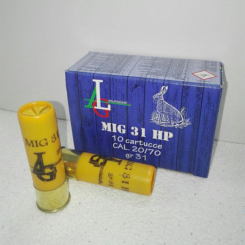 Mig 31 HP 20/70