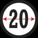 calibro-20